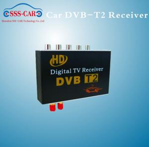 China Mobile Car DVB-T2 Digital TV Receiver on sale
