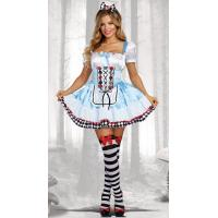 Fairy Tale Costumes Alice in Wonderland Beyond Wonderland Costume With Plus Size Available