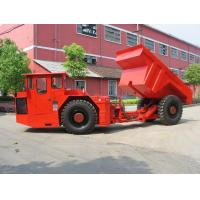 China 6 Cubic Meter RT-12 Low Profile Dump Truck for Medium Scale Rock Excavation on sale