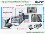 Vinot Suppliers Bubble Cell Film Making Machine  Custom Made  With Different Standard Model No. DY-1200