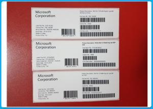Quality Win Pro 10 64Bit , Microsoft Windows 10 Pro Software 1pk DSP DEI DVD version for sale