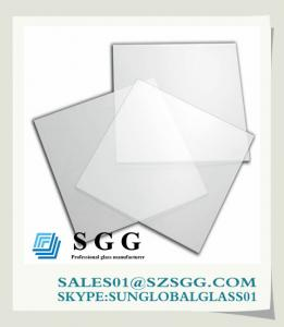 China anti glare glass on sale