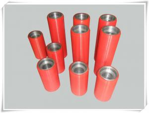 China Custom Made PU Coated Rollers Adhesive Polished To Specific RA Finish on sale