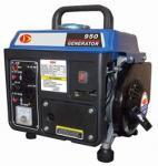 gerador portátil da gasolina 650W
