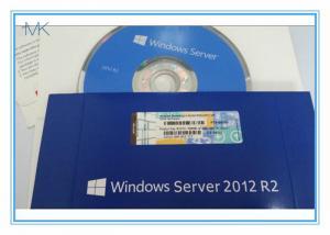 China Microsoft Windows Server 2012 R2 Oem , Activation Online Windows Server 2012 Standard on sale