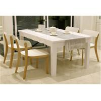 China Sturdy Modern Furniture Chairs Armless Solid Wood Contemporary Dining Chairs on sale