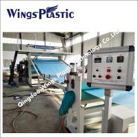 CE & ISO PVC Plastics Floor Sheet Calendering Line For Sale In Cina