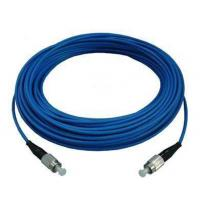 Armoured optical fiber pigtail Fiber Optic Patch Cord cable CE ROHS Certicated