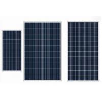 China Lightweight Solar Panel Pv Module 0.9m Cable Anodized Aluminium Alloy Frame on sale