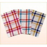 China Tartan Jacquard Design Tea Towel (YT-182) on sale