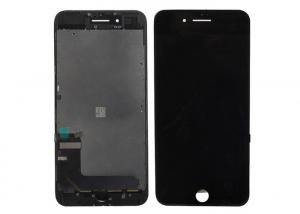 China Tempered Glass Cover iPhone LCD Screen Black iPhone 7 Screen Repair Use on sale