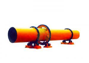 China Mechanical Design Rotary Drum Dryer / Rotary Steam Tube Dryer Energy Saving on sale