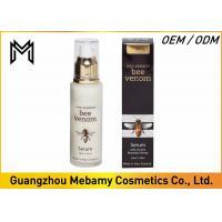 China Fine Lines Reduce Organic Face Serum , Bee Venom Serum With Active Manuka Honey on sale