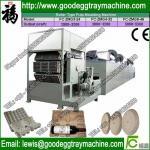 reciclaje de precio de la máquina de la bandeja del huevo del papel usado