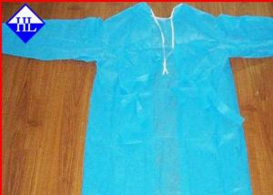 China SpunBonded Medical Non Woven Fabric , Surgical Clothing Hospital Gown Cloth on sale