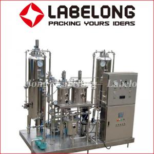 China 8000L Automatic Bottle Packing Machine CO2 Carbonator HS 8422303090 on sale