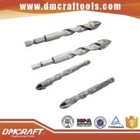 China High Carbon Steel Carbide Tip Glass Tile Drill Bit on sale
