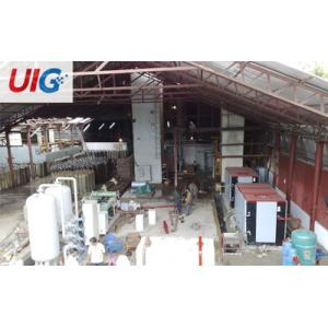 China Medical Cryogenic Air Separation Plant 1180 Nm3/h Of High Pressure With Liquid Oxygen on sale