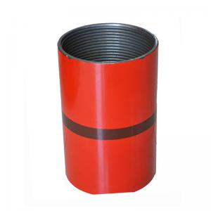 China API Spec 5CT carbon steel threads casing and tubing coupling on sale