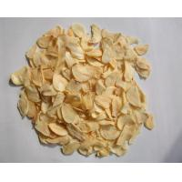 China Обезвоженный хлопь чеснока on sale