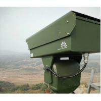 China Rugged Infrared Intelligent PTZ Night Vision Laser Camera with 1080P optical zoom on sale