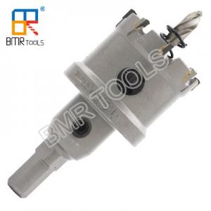 China BMR TOOLS TCT Hole Saw Cutter for steel drilling with Carbide Tipped 16mm to 210mm on sale