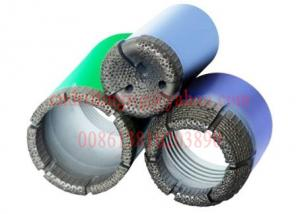 China NW HW Diamond Casing Shoe Diamond Core Bit Durable Impregnated on sale