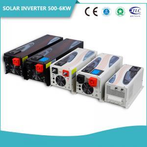 China 6000 Watt Pure Sine Wave Inverter , 6000 Watt Solar Inverter Remote Control Function on sale