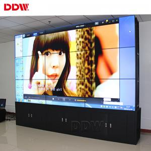 China Camera Multi Interactive Video Wall 55 LG Wall Mounted With Low Noise Fans on sale