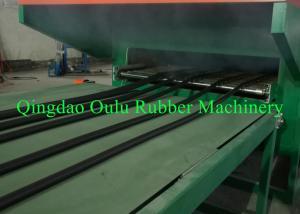 China NBR foam tube machine airconditioner insulation tube machine on sale