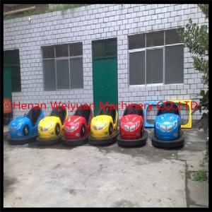 China Hot sale battery operated amusement park bumper cars on sale