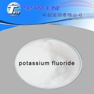 Quality High purity Potassium Fluoride Anhydrous CAS: 7789-23-3 for sale