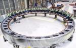 Rotary Kiln Cement Ball Mill Girth Gear Wheel Casting Steel ZG310-570 Large Module