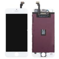 For Apple iPhone 6 LCD Screen and Digitizer Assembly - White - Grade A+