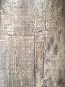 China 180Gram Wood Grain Texture Paper 1230mm Eco Friendly Anti- Dirt For Interior Door on sale