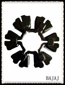 China BAJAJ motorcycle damper rubber on sale