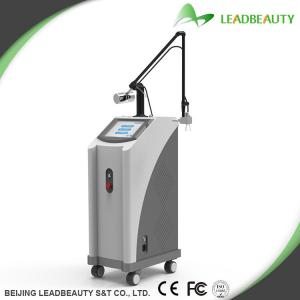 China Medical laser CO2 fraction acne treatment machine on sale