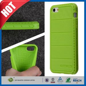 China Hybrid High Impact Anti-Skidding Hard Tpu iPhone 6 Protective Cases , OEM/ODM on sale