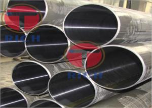 China GB/T 24187 Cold Drawn Precision Single Welded Steel Tubes For Condensers / Evaporators on sale