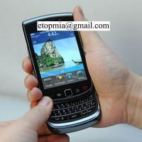 16M Colors TFT Capacitive Touchscreen Refurbished Blackberry 9800 Classic Mobile Phones
