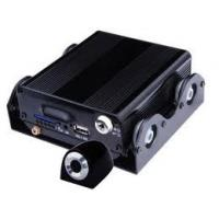 4 Channel Small Hard disk Mobile DVR Recorders 5fps (PAL) / 30fps (NTSC)