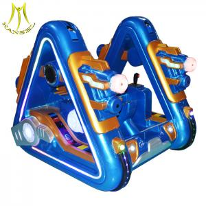China Hansel amusement park games battery power kids electric ride on toys on sale