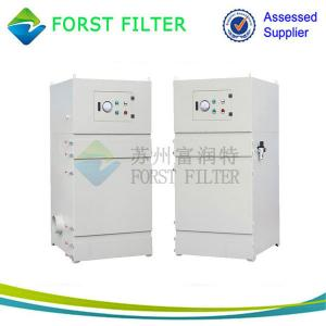 China FORST Industrial Dust Collector Equipment Gas Filtration  Cartridge Dust Collector on sale