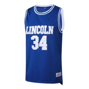 China Sleeveless Competition Clothing , Basketball Team Uniforms Ray Allen Breathable Fabric on sale