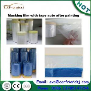 China paint masking film on sale