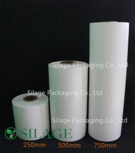 China White 500mm Silage Stretch Film Agricultural Use for Wrapping on sale