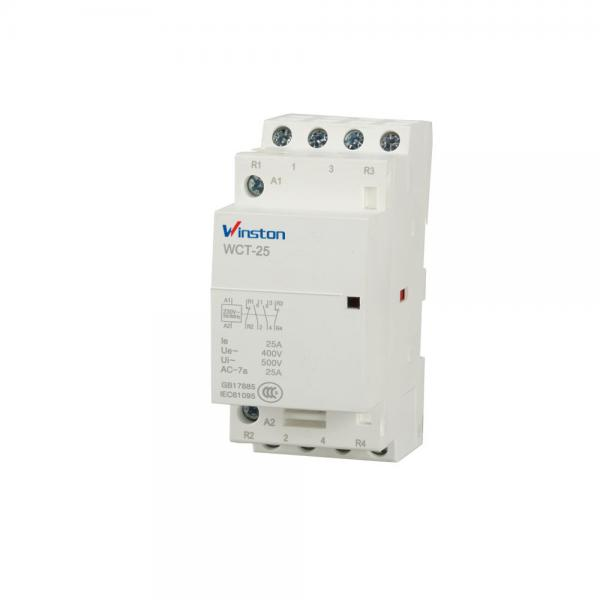 China Supplier Wct Wiring Diagram 25a Electrical Ac Contactors 4 Rhproximitysensorswitchselleverychina: 4 Pole Contactor Wiring Diagram At Gmaili.net