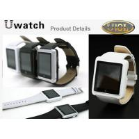 2015 new U10L IPS HD LCD Screen waterproof smart watch for android & IOS /smart watch