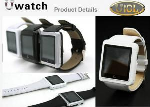 China 2015 new U10L IPS HD LCD Screen waterproof smart watch for android & IOS /smart watch on sale