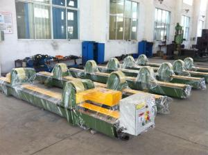 China Lead Screw Welding Tank Turning Rolls on sale